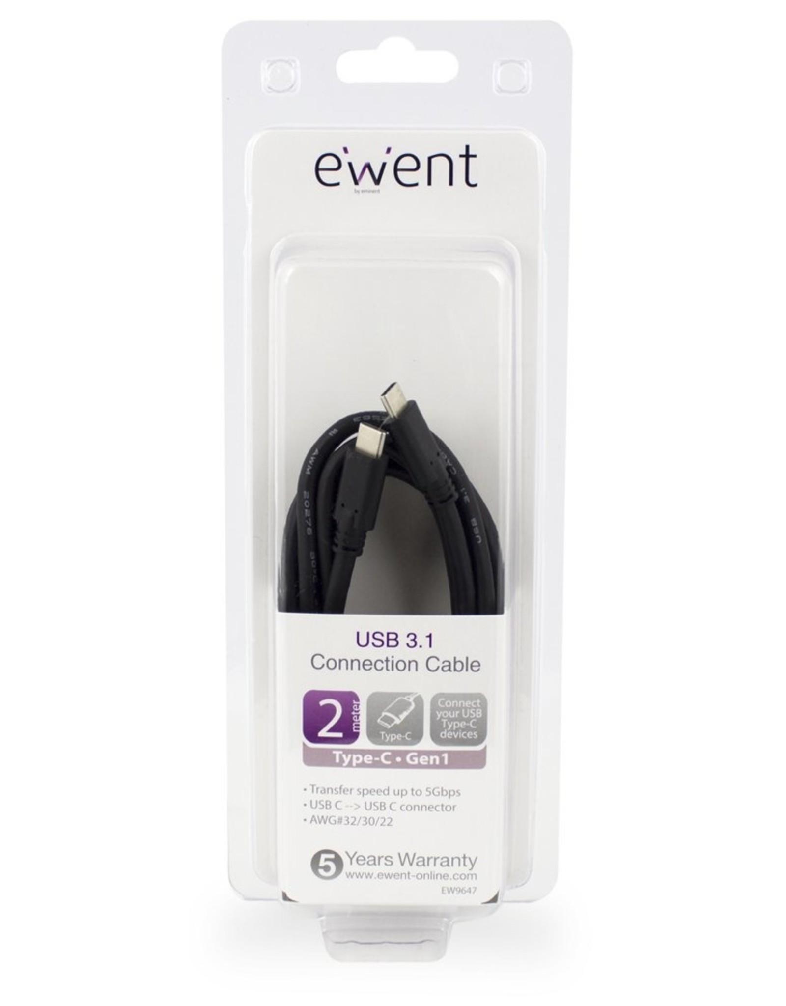Type-C Connection Cable USB 3.1 Gen1 (USB 3.0) 2.0 M