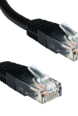 OEM CAT5e Networking Cable 0.5 Meter Black