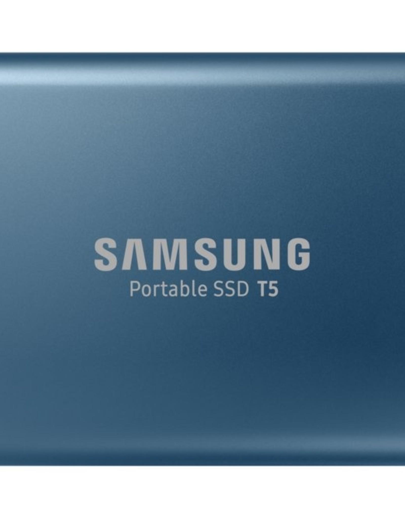 SSD external  MU-PA500B 500GB Blauw