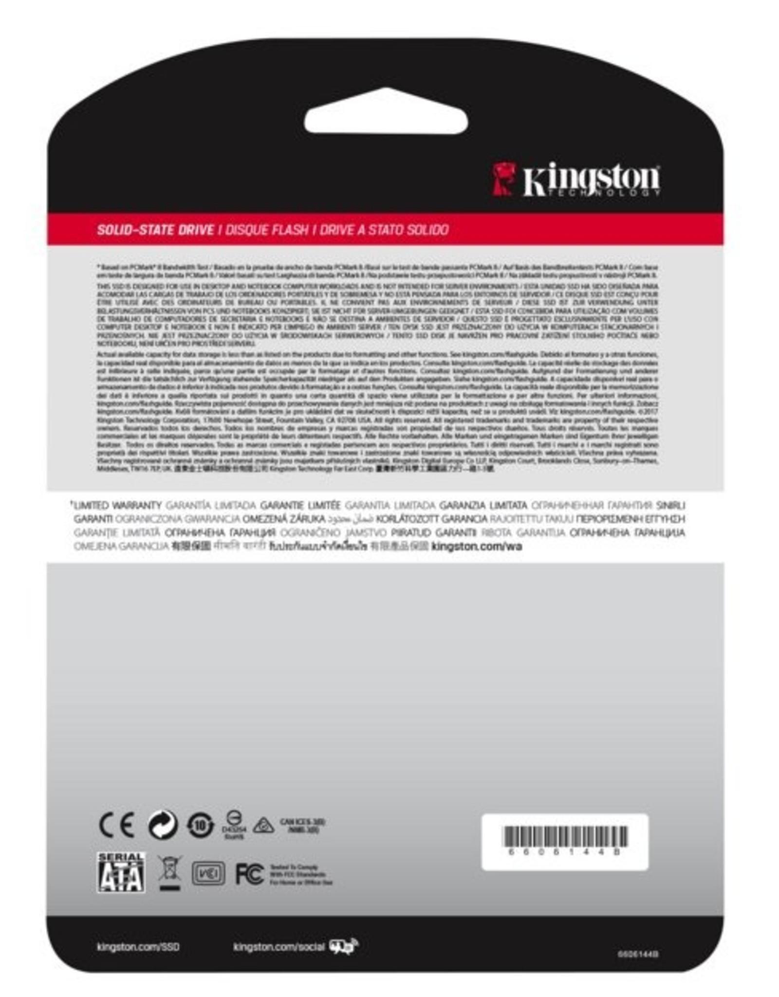 SSD A400 960GB TLC 500MB/s read 450/MB/s