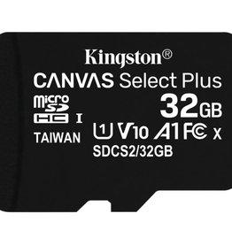 Technology Canvas Select Plus flashgeheugen 32 GB MicroSDHC Klasse 10 UHS-I