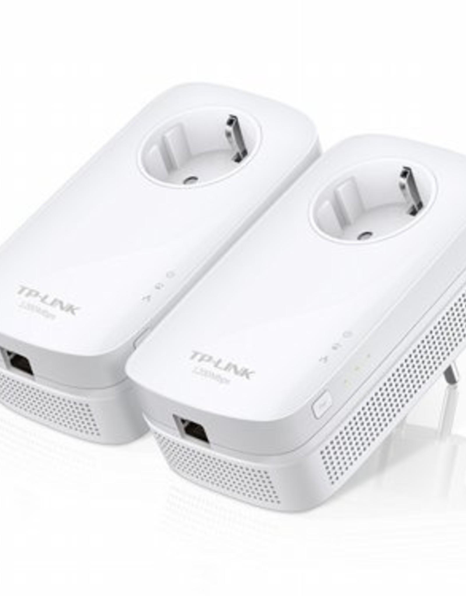 TP-LINK AV1200 1200 Mbit/s Ethernet LAN Wit KIT