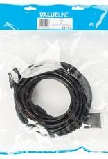 Kabel DVI kabel DVI-D 24+1-pin male - DVI-D 24+1-pin male 10