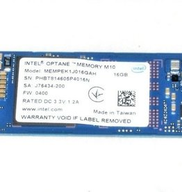 Intel Optane M10 16GB Pulled (refurbished)
