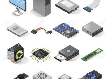 Computer -onderdelen