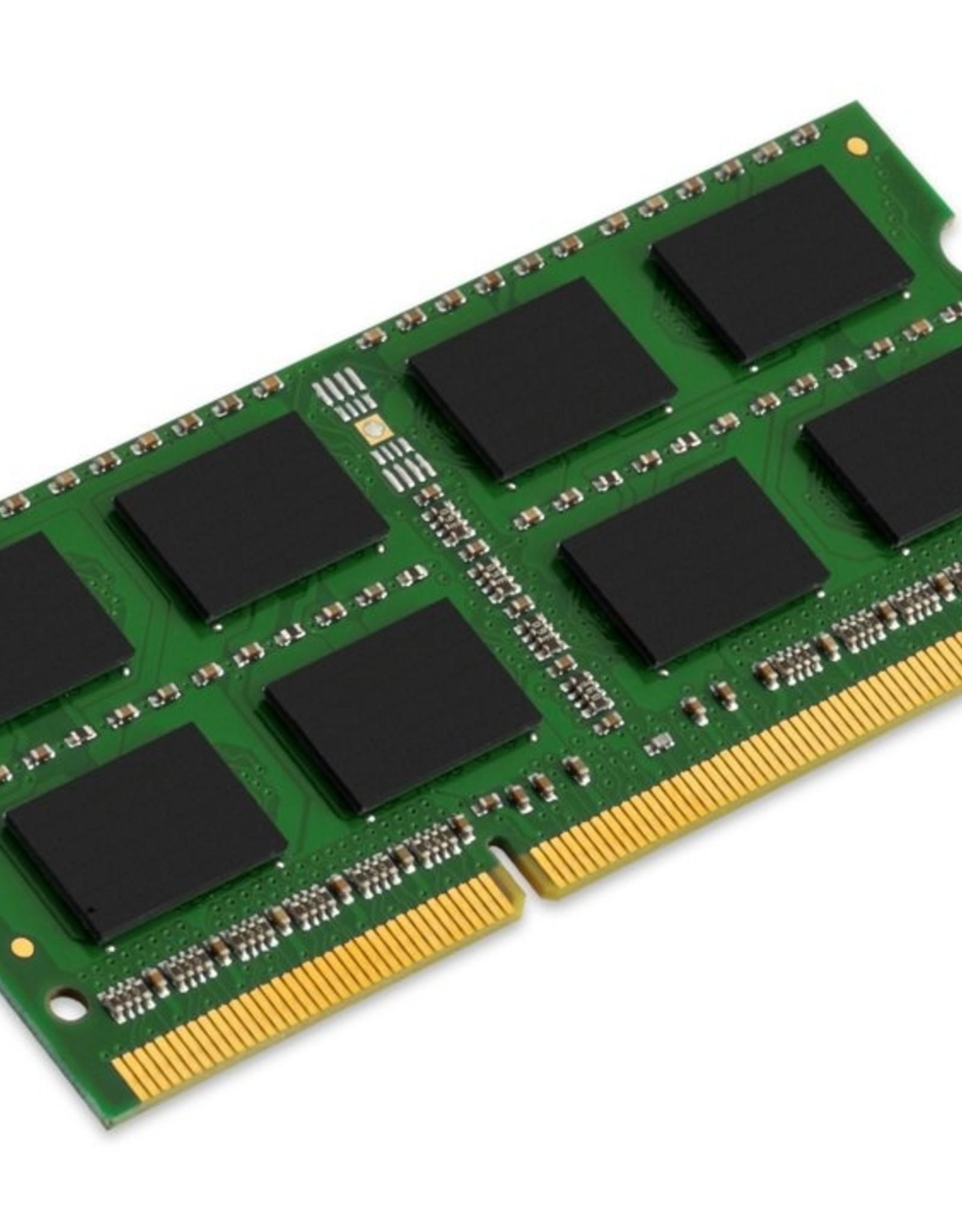 MEM  8192MB DDR3 ( 8GB ) SODIMM (Low volt.)