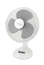 Desk Cooling Fan / Ventilator 12inch Wit
