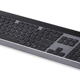 E9270P Ultra-slim Touch Wireless Keyboard - Silver RFG (refurbished)