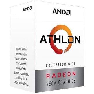 Athlon 200GE processor 3,2 GHz Box 4 MB L3