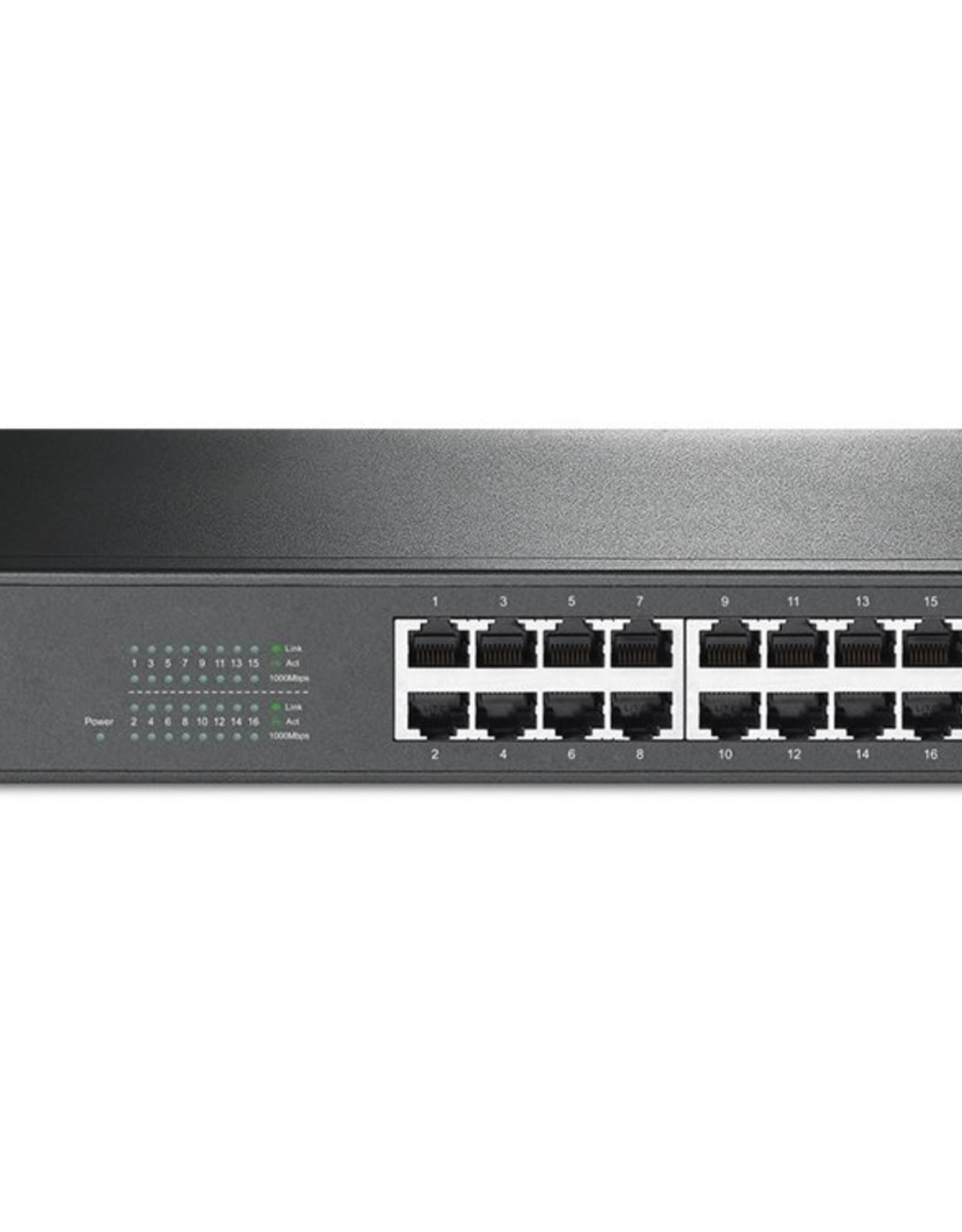 16-Port Gigabit Desktop Switch Unmanaged