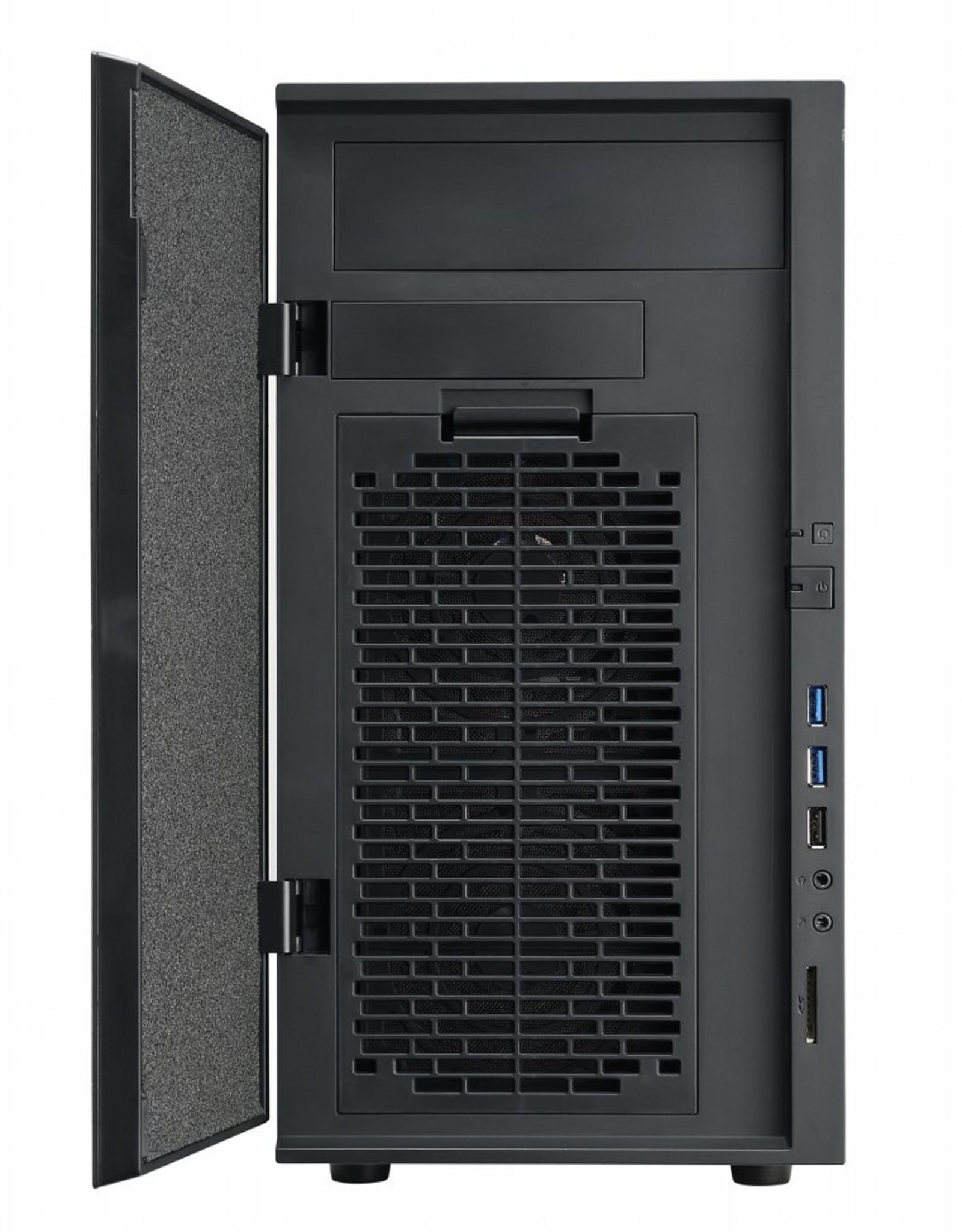 Case  Silencio 352 NO PSU  / USB3.0 / MAT