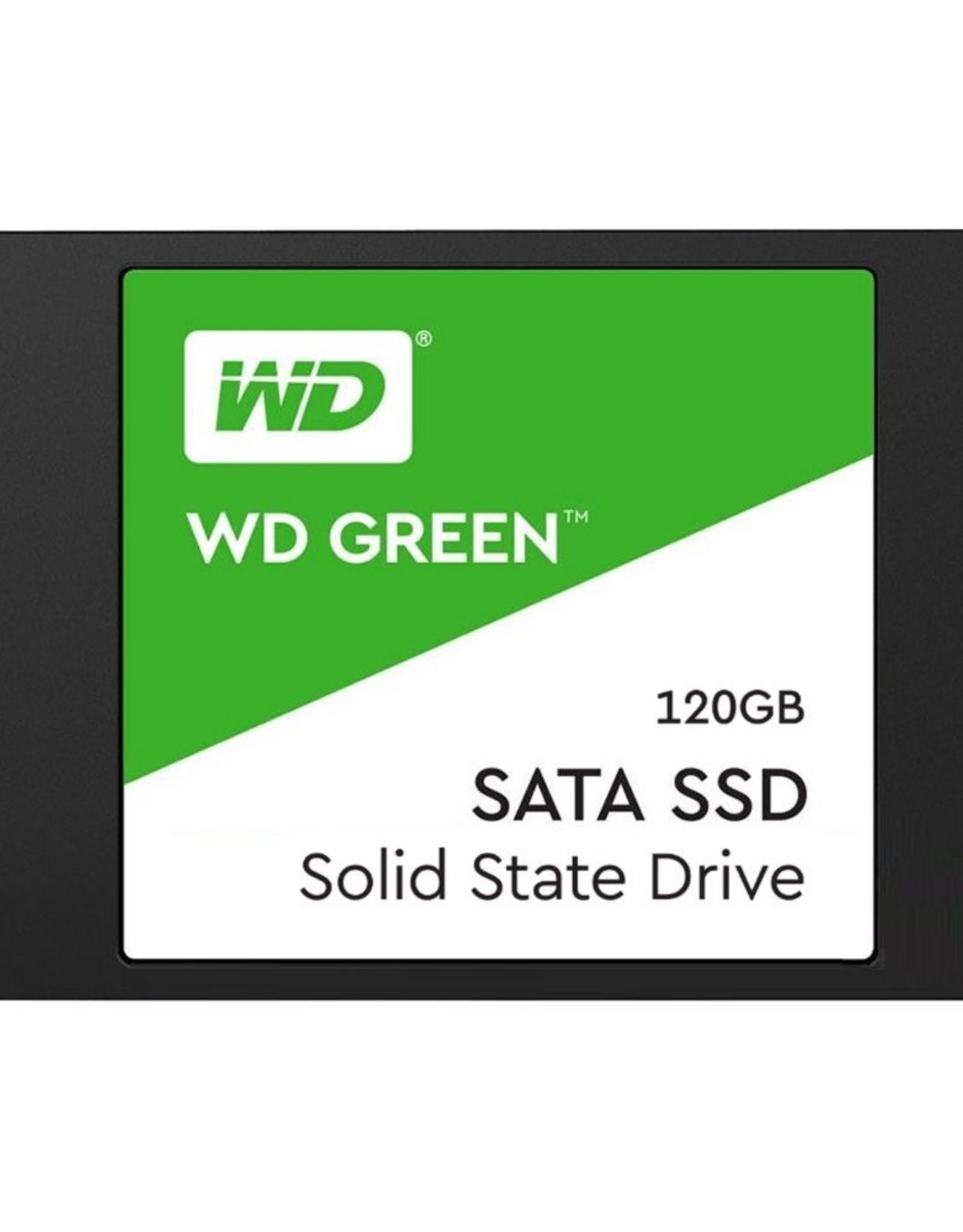 SSD WD Green 2.5inch 120GB 540MB/s Read 430MB/s