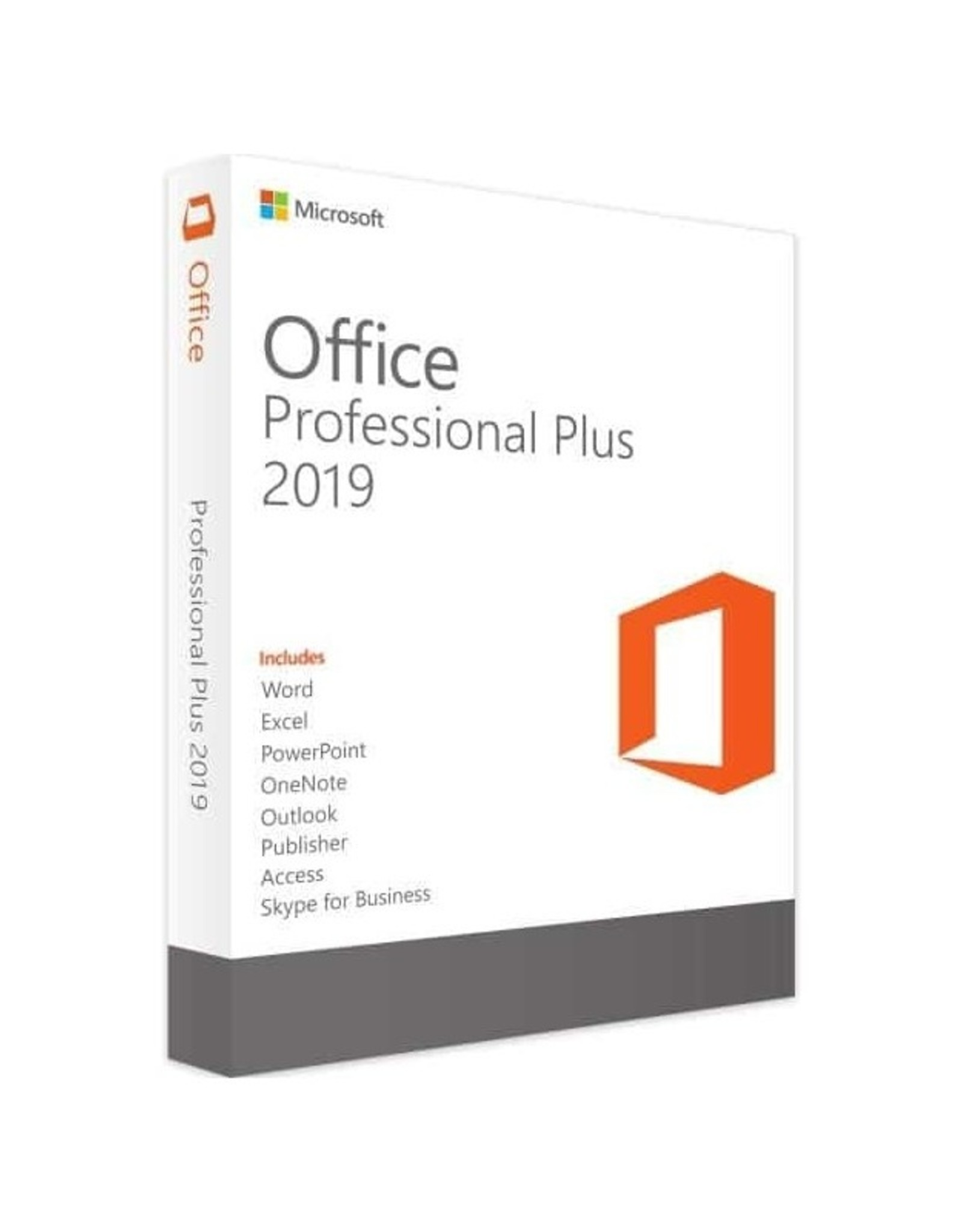 Microsoft Office 2019 Pro Plus (digitale licentie)