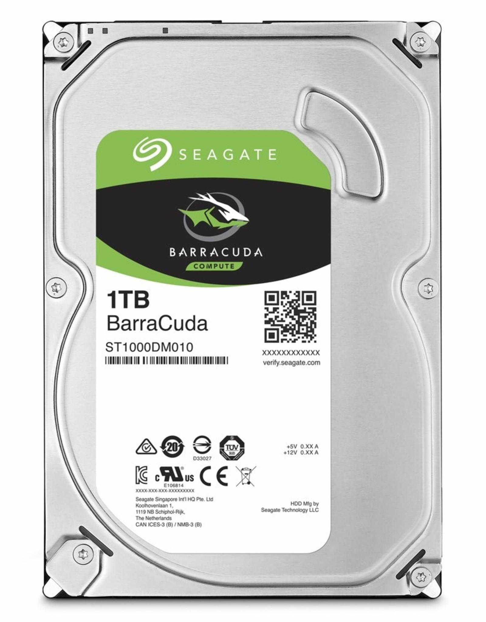 HDD  1TB - 3.5inch - 7200RPM -  64MB - SATA3