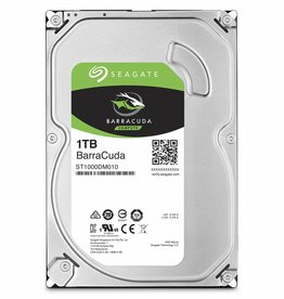 "Barracuda ST1000DM010 interne harde schijf 3.5"" 1000 GB SATA III"