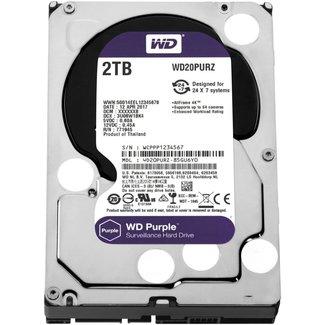 "Purple 3.5"" 2000 GB SATA III HDD"