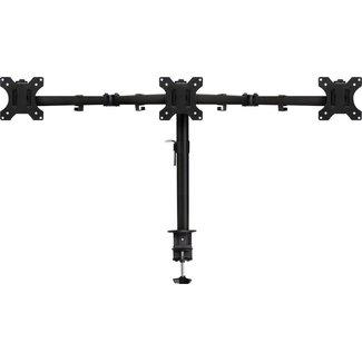"""EW1513 flat panel bureau steun 68,6 cm (27"""") Klem/doorvoer Zwart"""
