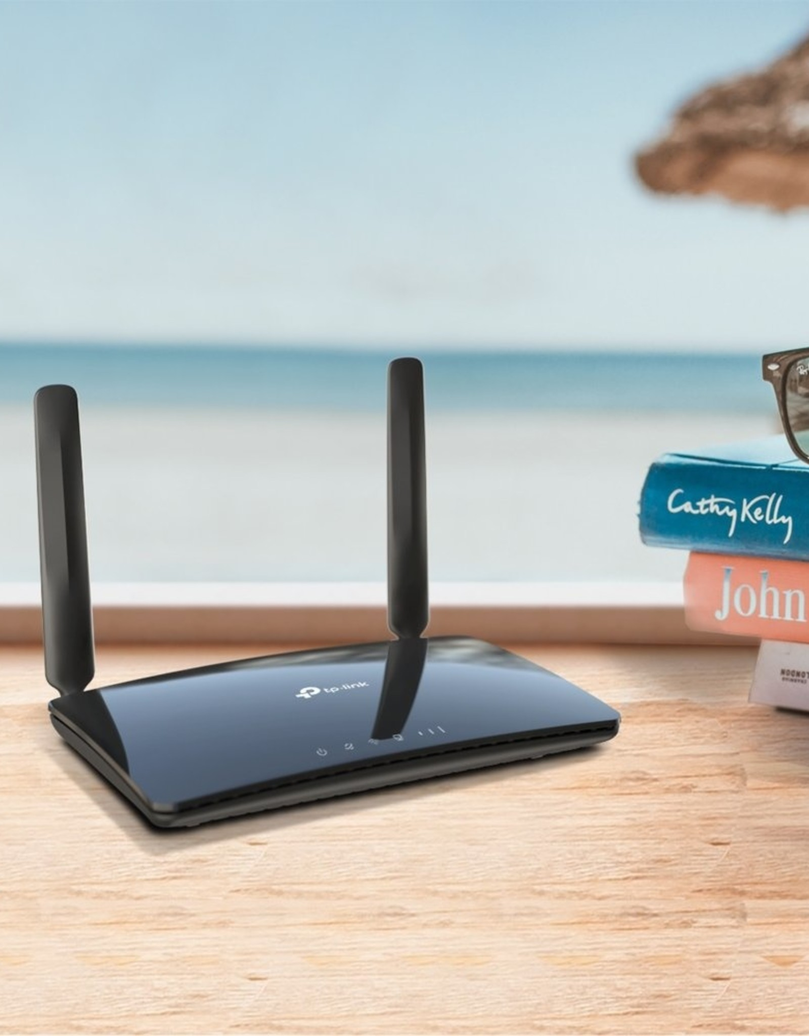 AC1200 Draadloze dual-band 4G Router