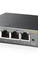 5-port Metal Easy Smart Gigabit Switch