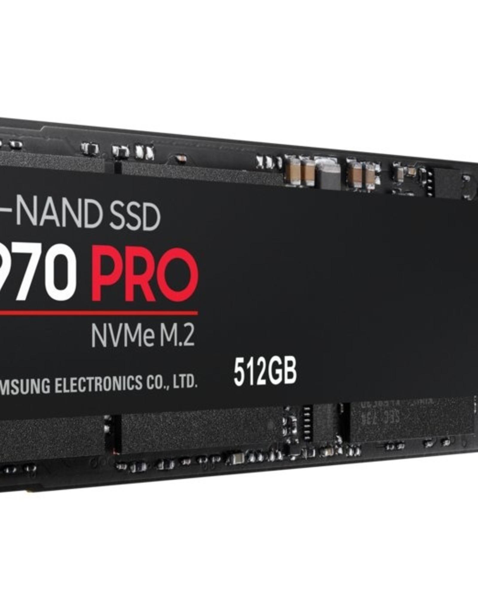 SSD  970 Pro  M.2 512GB PCI Express MLC 3d-vnand