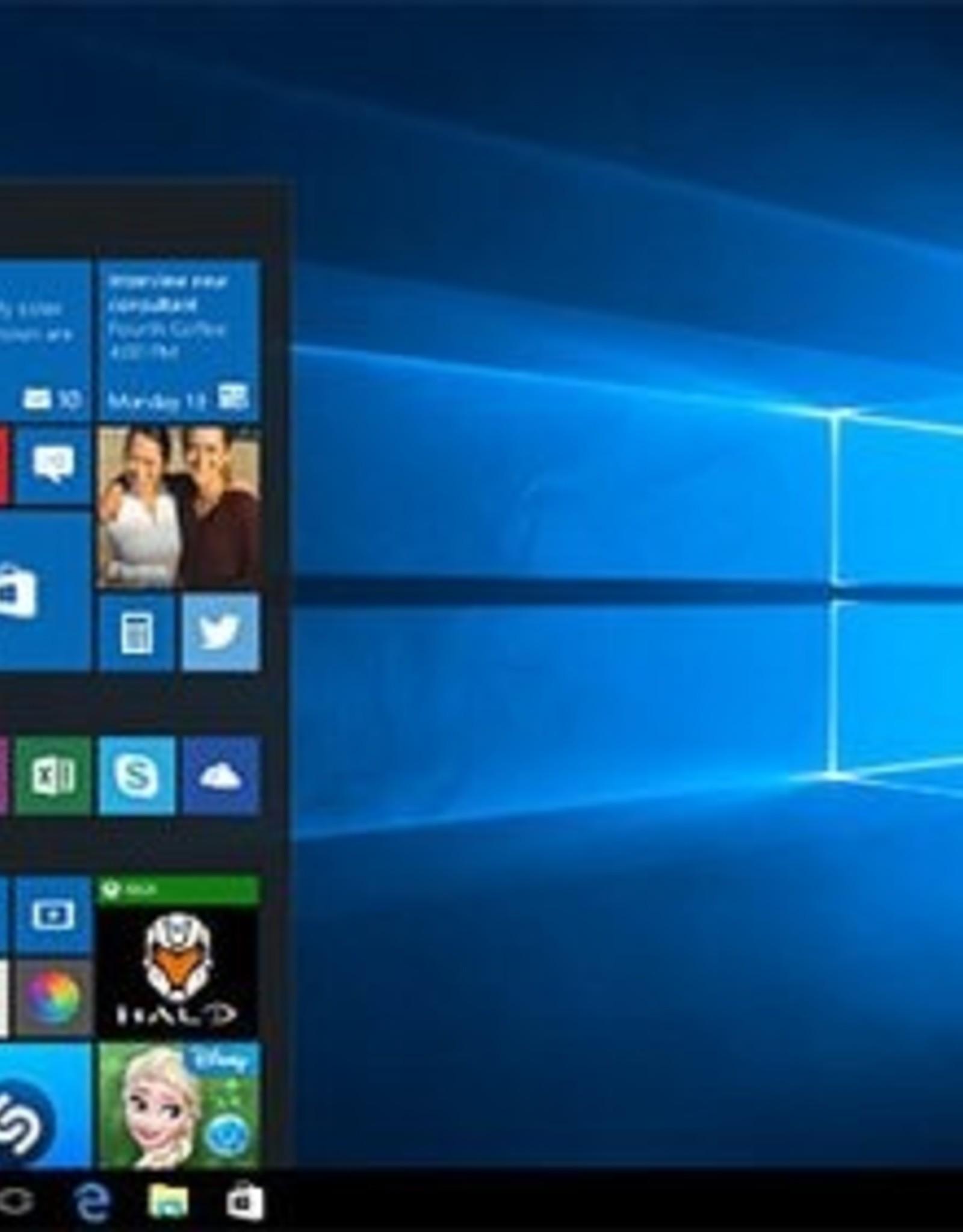 Windows 10 Home 64bits OEM DUITS