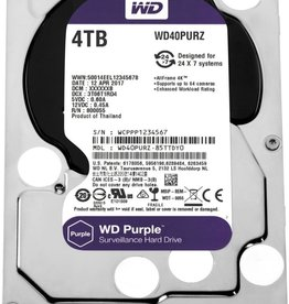 "Purple 3.5"" 4000 GB SATA III HDD"