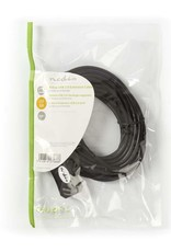 Kabel USB 2.0 Verlengkabel A Male - A Female 5.00 m Zwart
