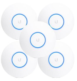 Networks UniFi AC HD 1700Mbit/s Power over Ethernet (PoE) Wit WLAN toegangspunt