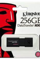 Storage  Data Traveler 100 G3 256GB