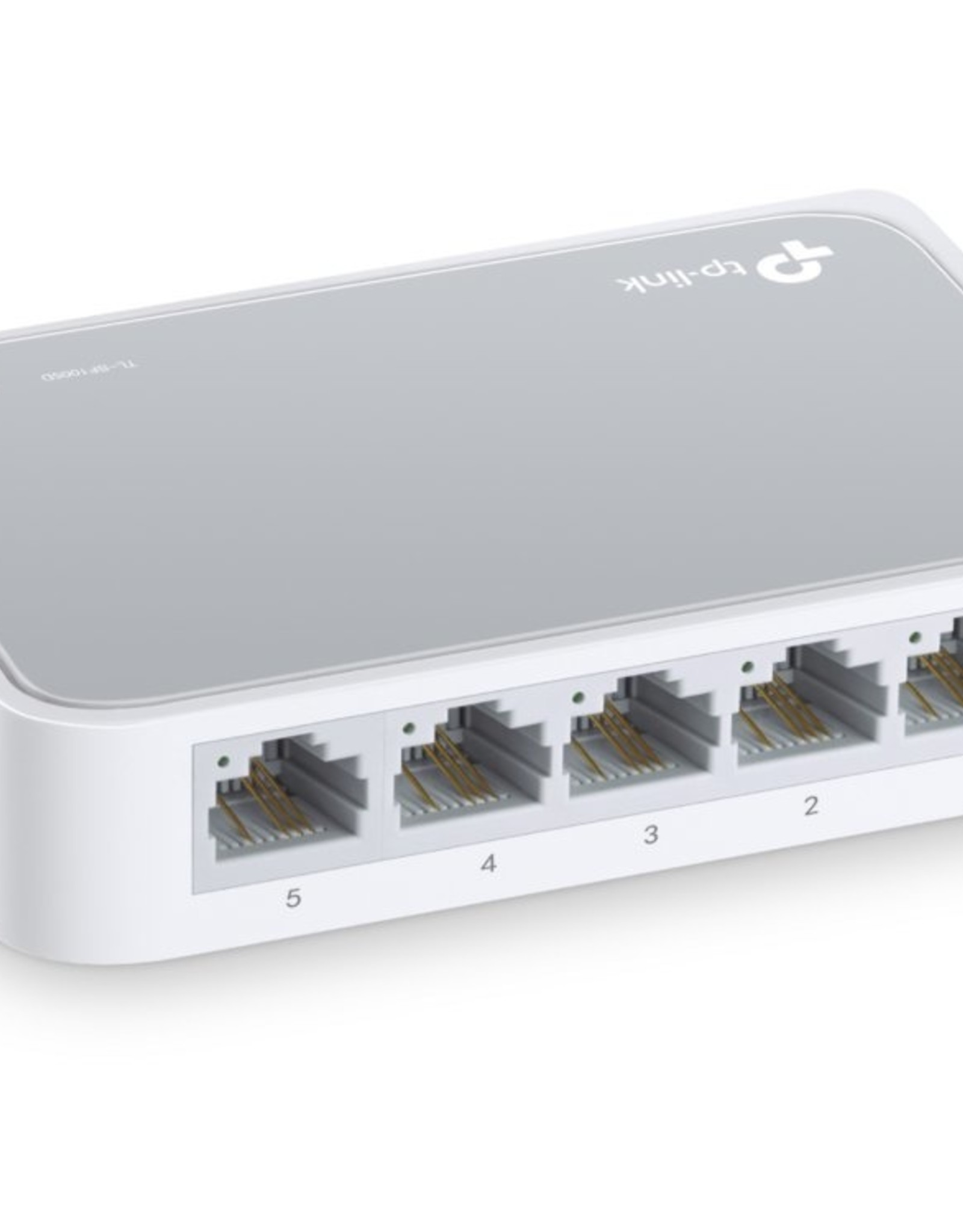 Switch 5-Poorts 10/100Mbit Unmanaged