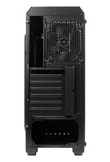 Case  NX100 Black / ATX micro-ATX mini-ITX / Window