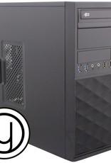 YOURS WHITE / mATX / Ryzen3 / 8GB / 1TB + 240GB / HDMI / W10