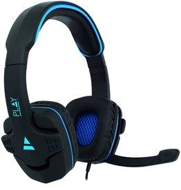 PL3320 hoofdtelefoon/headset Hoofdband Zwart