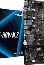 MB  H410M-HDV / M.2 LGA 1200 mATX