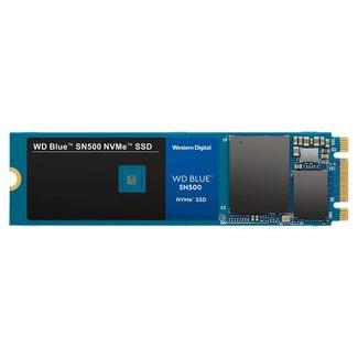 WD Blue SN550 NVMe M.2 500 GB PCI Express 3.0 3D NAND