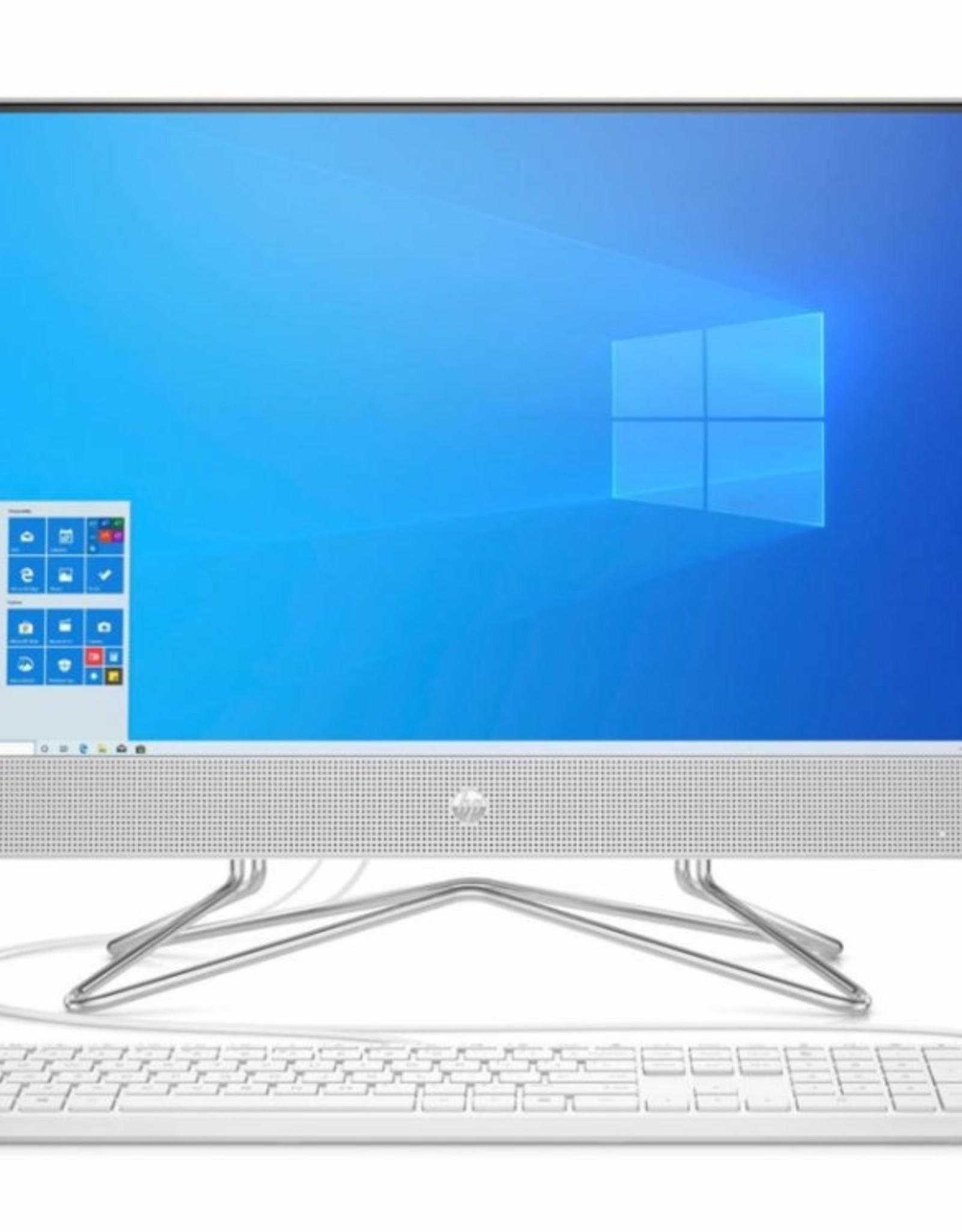 HP AIO 23.8 F-HD i5-1035G1 / 8GB / 1TB+480GB SSD / DVD / W10
