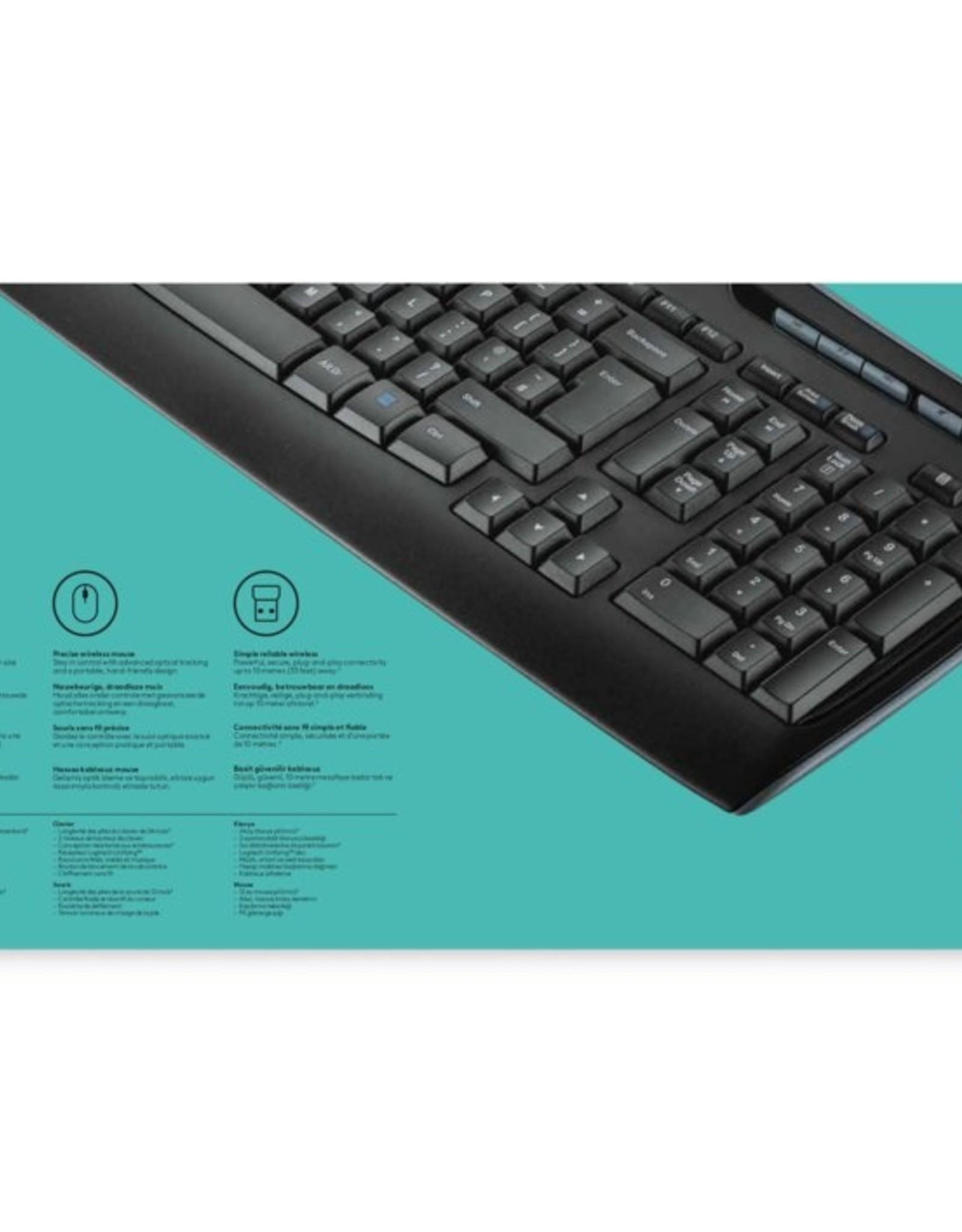 Ret. Wireless Combo Desktop MK330