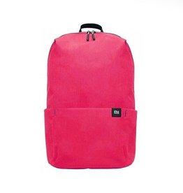 Mi Casual Daypack Rugzak Zwart, Roze
