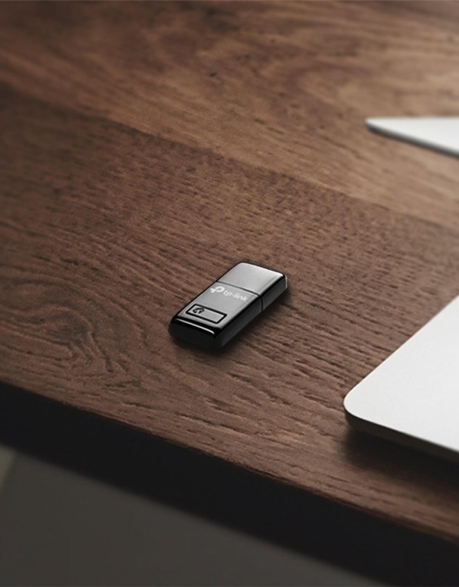 300Mbps Wireless N  Mini USB Adapter