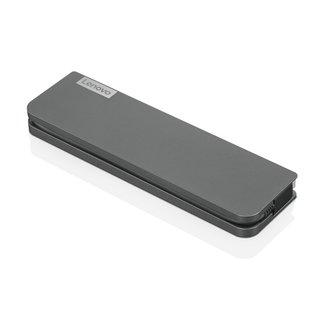 USB-C Mini Dock Bedraad USB 3.2 Gen 1 (3.1 Gen 1) Type-C Grijs