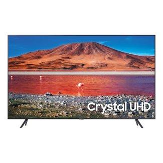 """Series 7 UE50TU7172U 127 cm (50"""") 4K Ultra HD Smart TV Wi-Fi Koolstof, Zilver"""
