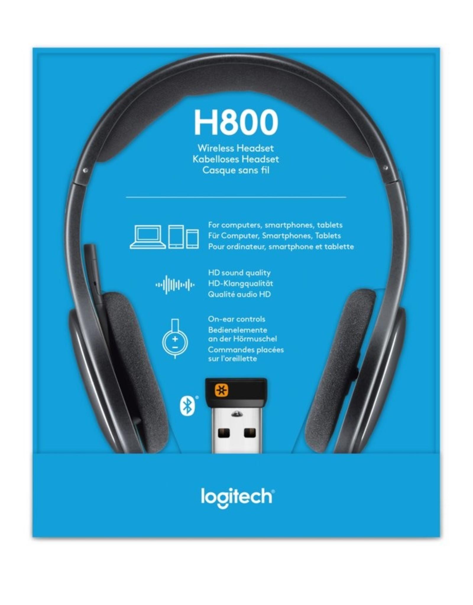 H800 Wireless Headset