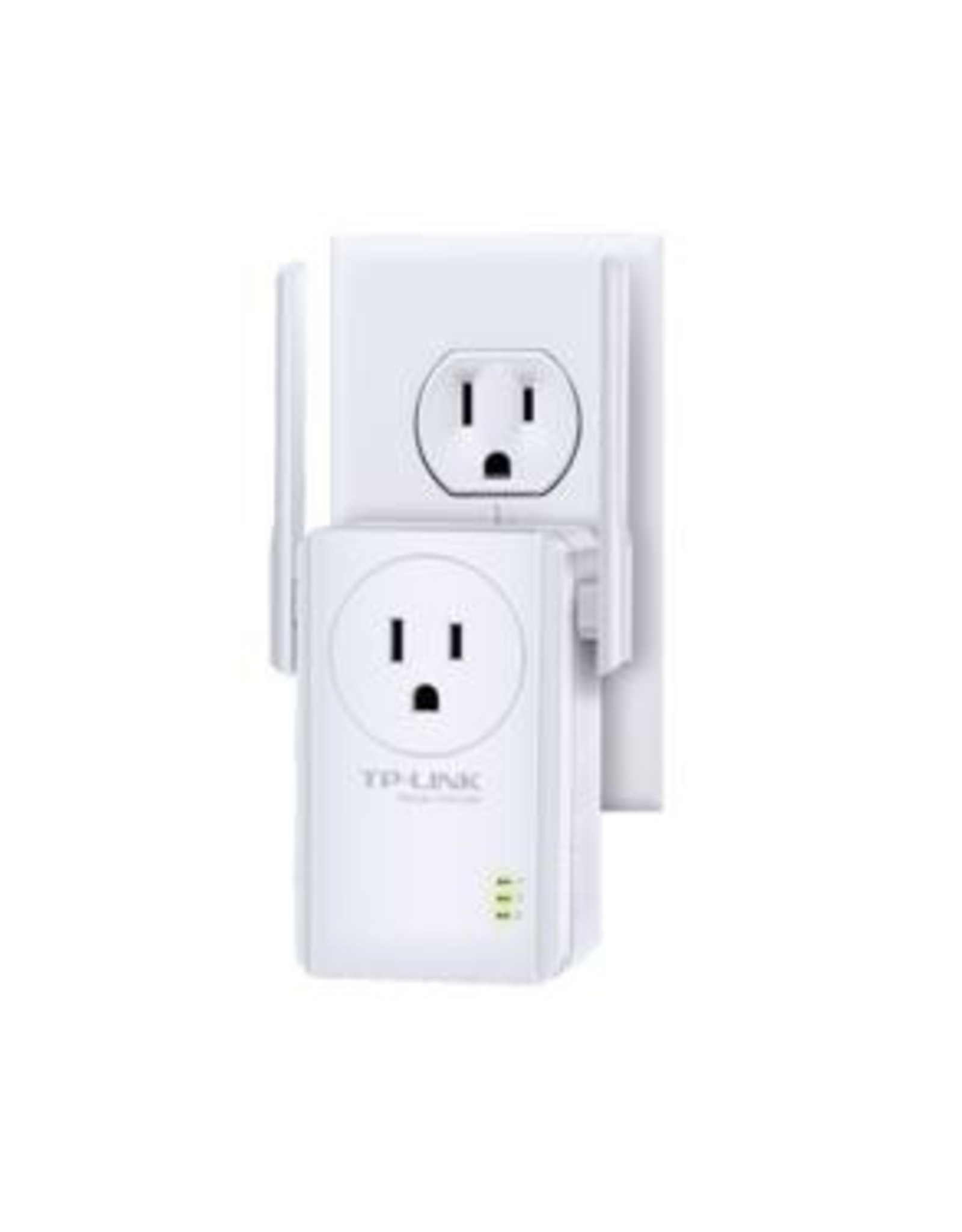 300Mbps Wireless Range Extender incl. stopcontact (refurbished)