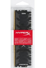 MEM  HyperX Predator 8GB 1 x 8GB DDR4 2400 MHz DIMM