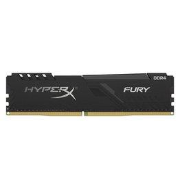 HyperX FURY HX424C15FB3/4 geheugenmodule 4 GB DDR4 2400 MHz