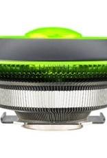 Cooler Master MASTERAIR G100M Processor Cooler 10 cm Zwart