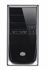 Case Cooler Master Elite 344 Mini Tower Zwart, Zilver