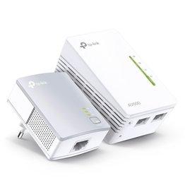 TP-LINK AV600 300 Mbit/s Ethernet LAN Wi-Fi Wit 2 stuk(s)