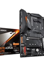MB  X570 AORUS ELITE Socket AM4 ATX
