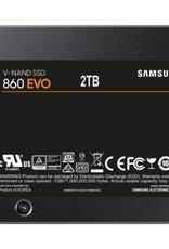 "SSD  860 EVO 2TB 2.5"" SATA III MLC"